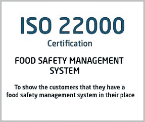 ISO 22000 Certification Mexico