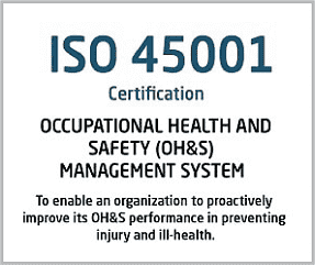 ISO 45001 Certification Mexico